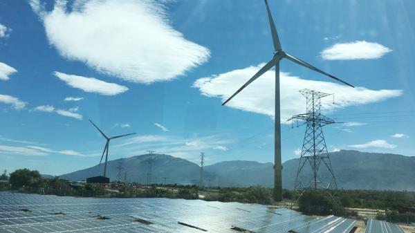 Hơn 88.000 tỷ đồng đầu tư vào năng lượng tái tạo ở Ninh Thuận