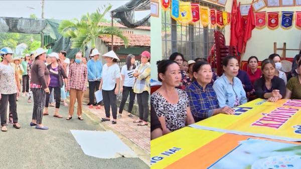 Giật hụi trên 20 tỉ đồng tại xã Bình Sơn, huyện Long Thành