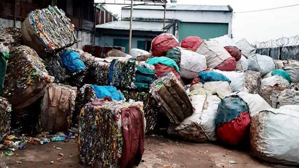 Long An: Dân kêu trời vì cơ sở tái chế nhựa gây ô nhiễm