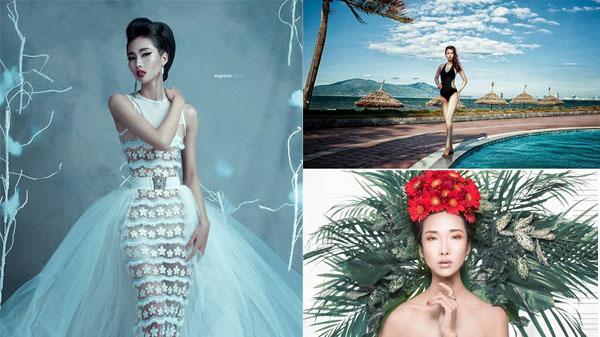 Hoa hậu Hoàn vũ Việt Nam 2017: Lộ diện ứng cử viên  sáng giá đến từ Đà Nẵng cao 1m80, vòng eo 55cm