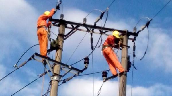 Lịch cúp điện dự kiến ở Đồng Nai từ ngày 6/7 đến ngày 12/7/2020