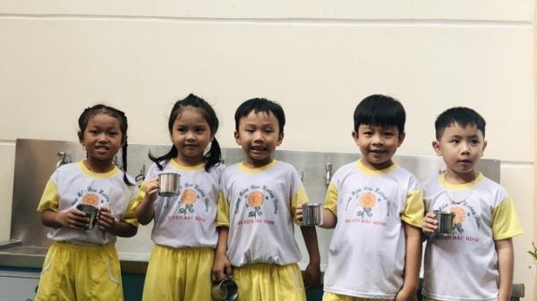 88 hệ thống lọc nước sạch cho học sinh Bình Thuận