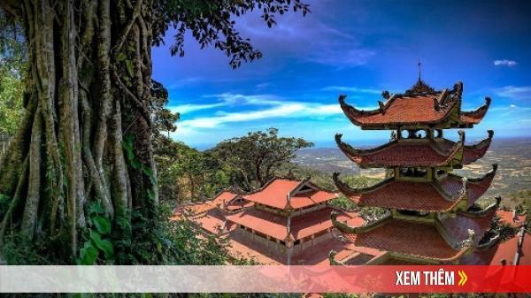 Ngọn núi thiêng gắn với huyền tích chữa bệnh ở Bình Thuận