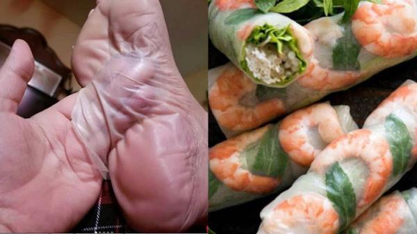 Fanpage Malaysia so sánh bánh cuốn Việt Nam giống da chân người, lập tức bị dân mạng vào tận trang thả phẫn nộ