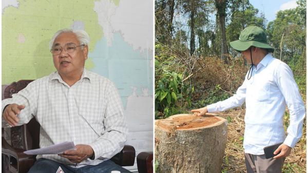 Kỷ luật 3 cán bộ liên quan đến phá rừng Đồng Nai