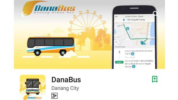 Người dân Đà Nẵng có thể tra lộ trình xe buýt bằng smartphone