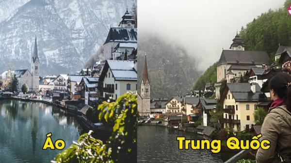 """Trung Quốc chi 23.000 tỷ đồng để """"photocopy"""" ngôi làng 7000 tuổi đẹp nhất thế giới"""