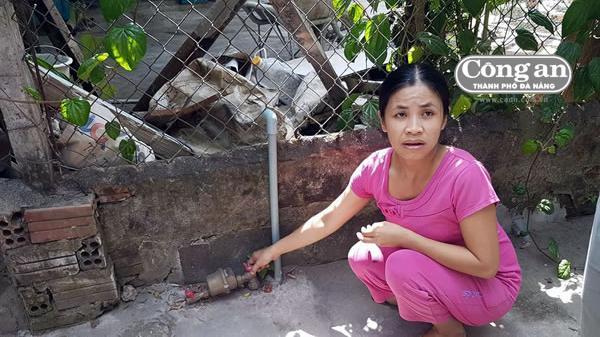 Nhiều khu dân cư ở Đà Nẵng thiếu nước trầm trọng