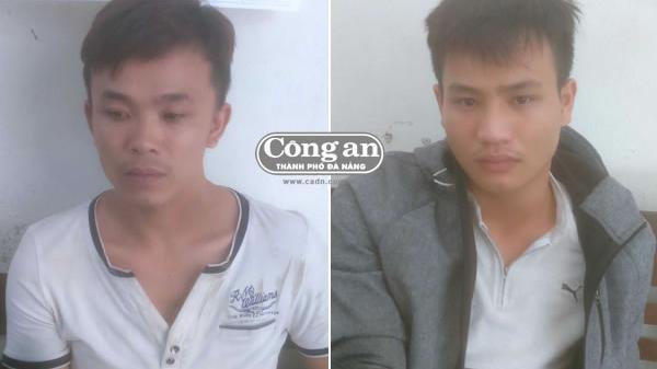 Đà Nẵng: Lợi dụng trời tối, 2 đối tượng cướp giật túi xách của đôi vợ chồng trẻ
