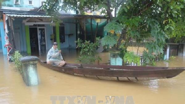 Tổng thống Putin chỉ thị chi 5 triệu USD giúp Việt Nam sau bão Damrey