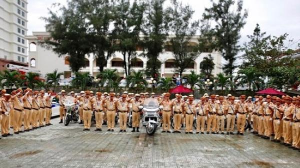 TP Hồ Chí Minh 'chi viện' 100 CSGT cho Đà Nẵng dịp APEC