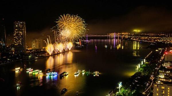Tối nay 10/11, Đà Nẵng bắn pháo hoa chào mừng Tuần lễ Cấp cao APEC 2017