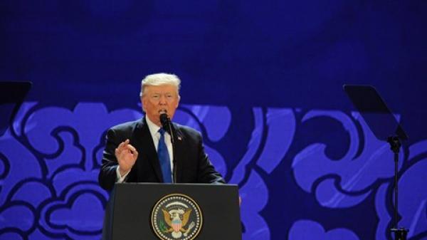 """Tổng thống Mỹ Donald Trump: """"Kinh tế Việt Nam phát triển nhanh nhất thế giới"""""""