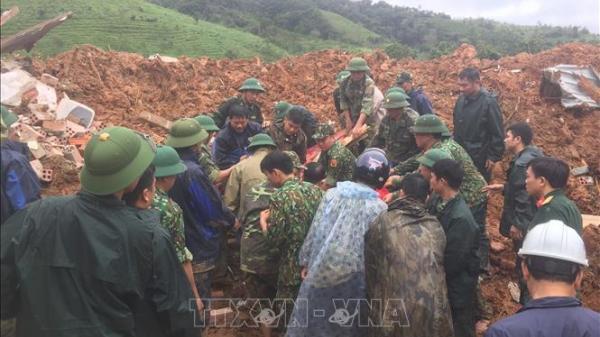Sạt lở đất ở Hướng Hóa-Quảng Trị: Nhớ mãi những người lính luôn giúp đỡ dân