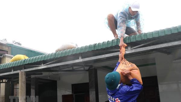 Tổ chức, cá nhân cam kết hỗ trợ Quảng Trị 80 tỷ đồng khắc phục bão lũ