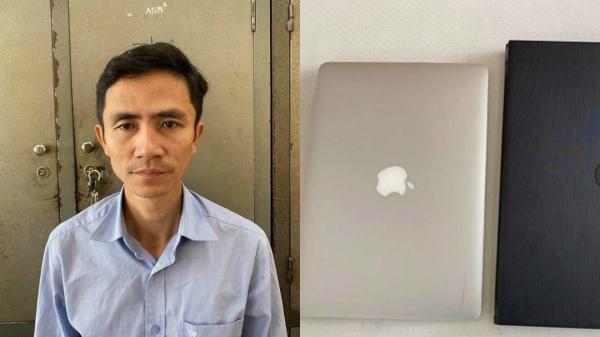 Đà Nẵng: Bắt đối tượng chuyên trộm máy tính xách tay tại các trường đại học