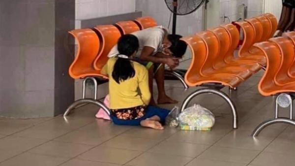 Bé 15 tháng ở Quảng Trị không qua khỏi vì sạc điện thoại phát n;ổ, ông nội ch;ắp tay cầu c;ứu dẫu biết khó