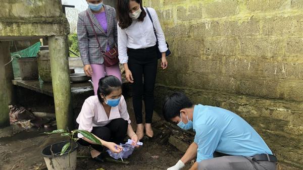 Ghi nhận nhiều trường hợp mắc bệnh Whitmore tại Quảng Trị