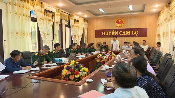 Thông qua Đề án quy hoạch xây dựng bệnh viện quân y 268