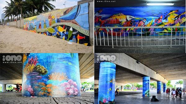 3 điểm check-in nghệ thuật đường phố hút giới trẻ Đà Nẵng
