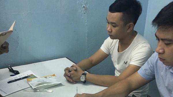 9X chuyển hơn 300 viên thuốc lắc từ Đức về Đà Nẵng