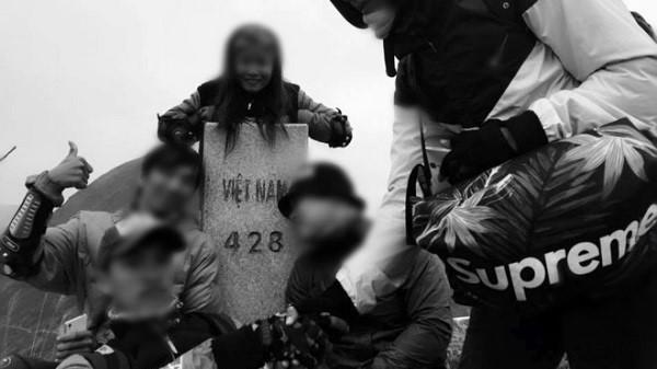 Nhóm bạn sửa mốc quốc giới ở Hà Giang để sống ảo có thể bị phạt