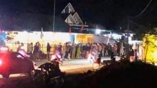Quảng Trị: Xe môtô tông bay gác chắn, lao vào người đi bộ trên đường khiến nhiều người thương vong