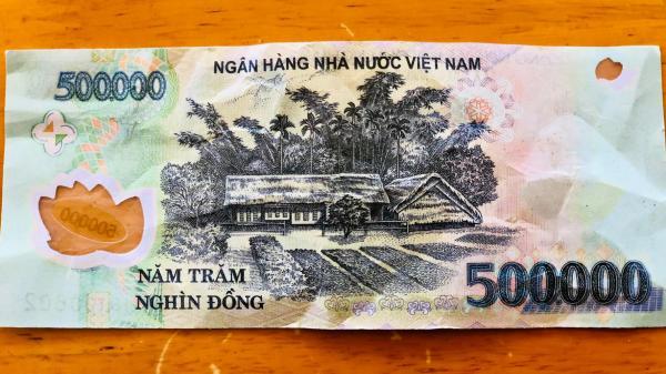 Quảng Trị: Cảnh giác với việc khách hàng thanh toán bằng tiền giả