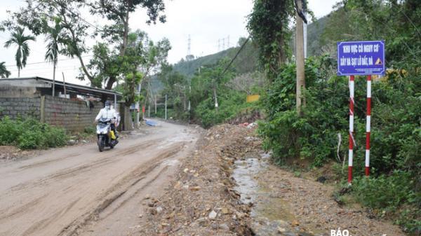 Đà Nẵng: Di dời các hộ dân khu vực nguy cơ bị sạt lở