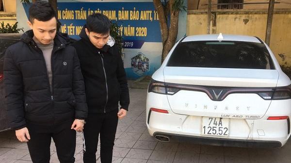 """Khởi tố 2 đối tượng ở Quảng Trị """"hack"""" Facebook để chiếm đoạt tài sản"""