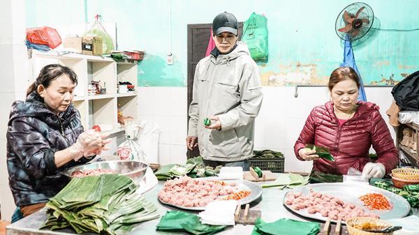 Triệu Phong: Thu nhập khá từ nghề làm nem chả