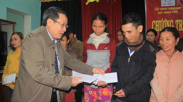 Quảng Trị huy động gần 20 tỷ đồng chăm lo Tết cho người nghèo