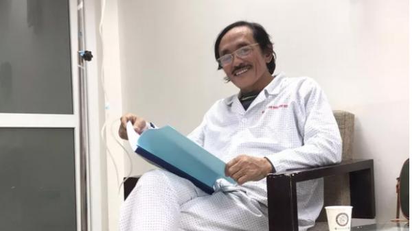 Nghệ sĩ Giang Còi xác nhận mắc bệnh ung thư họng, đã di căn
