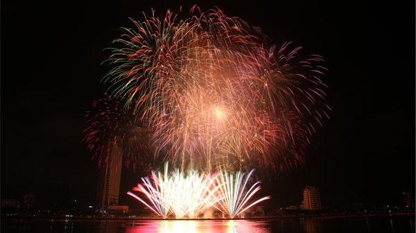 Nhật Bản sẽ là ứng viên nặng ký cho giải nhất pháo hoa Đà Nẵng 2017