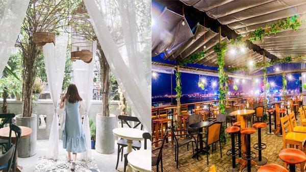 10 quán cafe ở Đà Nẵng view ban công ngắm thành phố đẹp như mơ