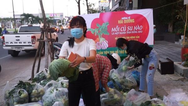 Người Đà Nẵng giải cứu nông sản Hải Dương