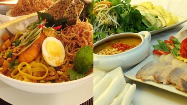 4 món ăn đặc biệt ngon, bạn không thể bỏ qua khi tới Đà Nẵng