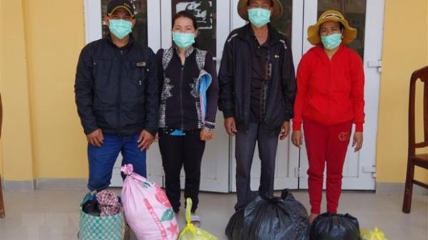 Quảng Trị phát hiện, xử lý 3 người nước ngoài nhập cảnh trái phép