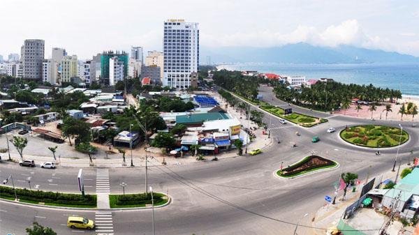 Con đường 500 m gánh 50 khách sạn ở Đà Nẵng