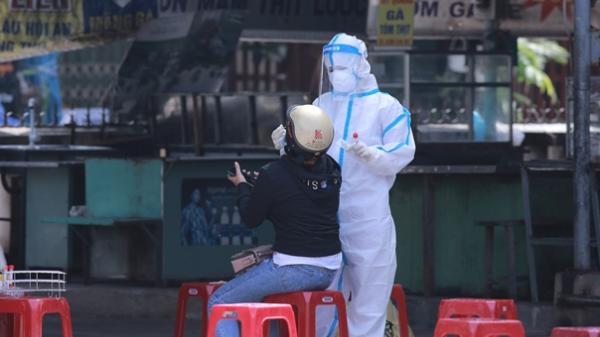 Đà Nẵng: xét nghiệm toàn bộ tiểu thương chợ Phước Mỹ và Cẩm Lệ
