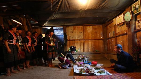 Mền Lóong Phạt Ai - Nét văn hóa độc đáo của đồng bào người dân tộc Cống Điện Biên