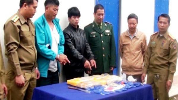 Điện Biên: Thu giữ 30 bánh heroin và 274 nghìn viên ma túy tổng hợp