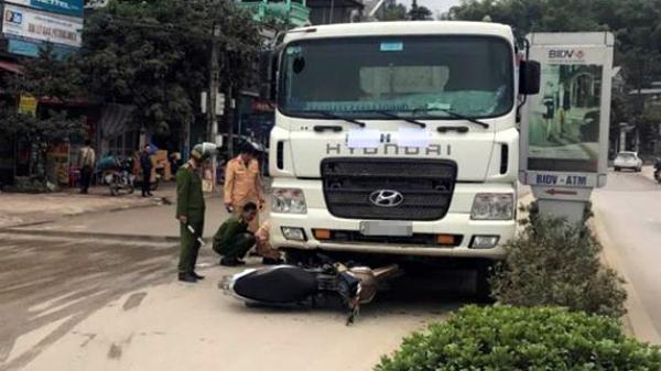 Tai nạn giao thông liên hoàn trên đường Võ Nguyên Giáp, một người bị thương nặng