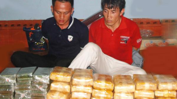 Đấu trí với những trùm ma túy trên biên giới Điện Biên