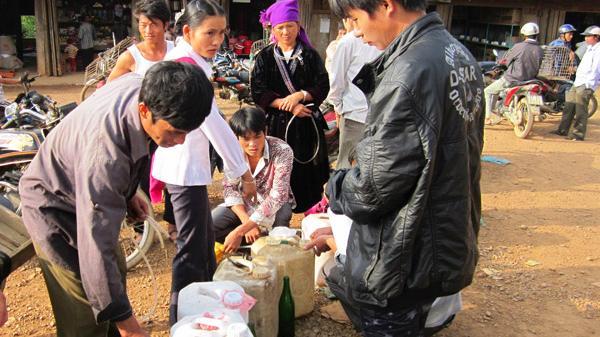 Thơm nồng hương rượu Mông Pê