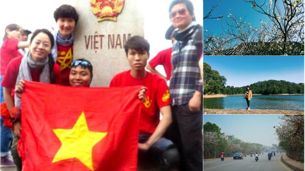 Những bức ảnh khiến bạn chỉ muốn đến Điện Biên ngay lập tức