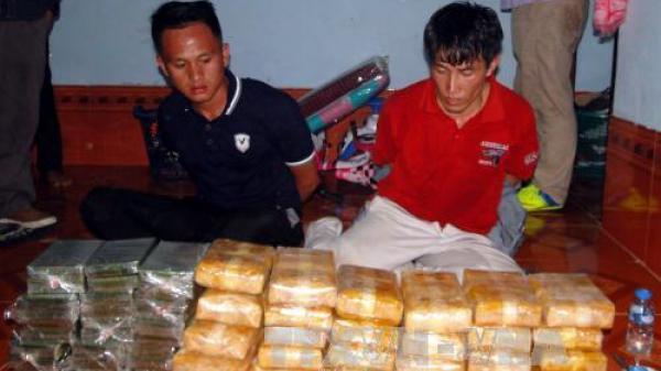 Điện Biên: Phá chuyên án ma túy xuyên quốc gia, thu 160.000 viên ma túy tổng hợp