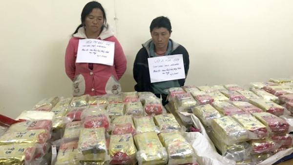 Điện Biên: Gần 500 bánh heroin trị giá 70 tỷ được vận chuyển thế nào?