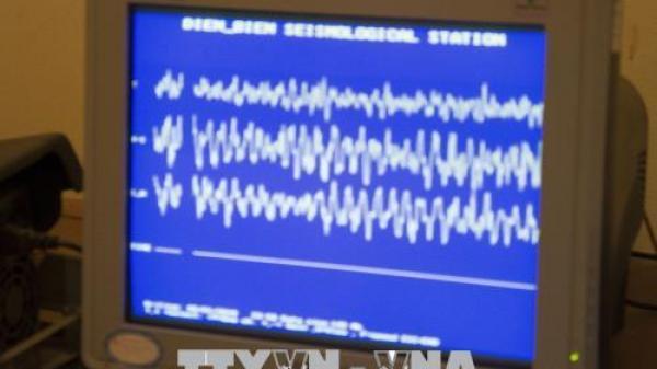 Điện Biên lại xảy ra động đất với cường độ 4,3 độ richter