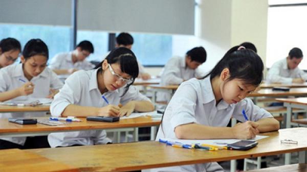 Kỳ thi học sinh giỏi Quốc gia 2018, Điện Biên có 48 học sinh tham gia
